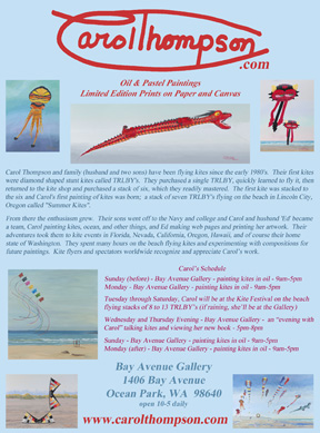 Kite Festival 2014 - Bio and Schedule